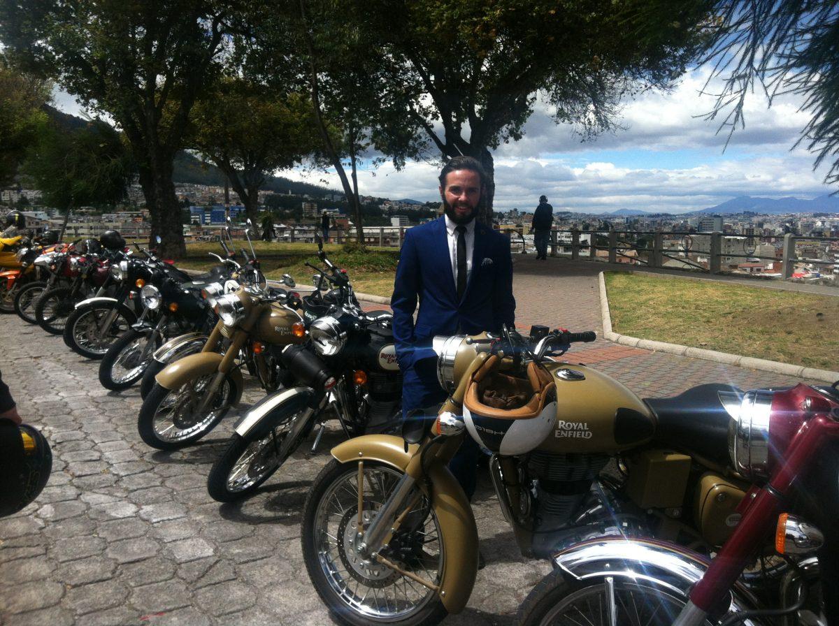 Gentleman's Ride