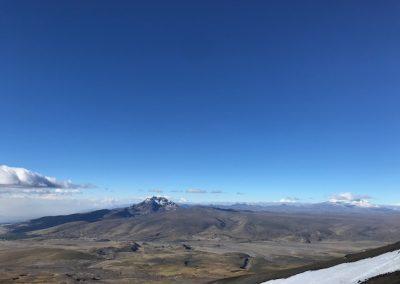 Berg Landschaft
