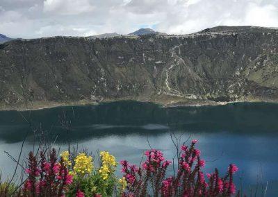 Lagune Quilotoa 1