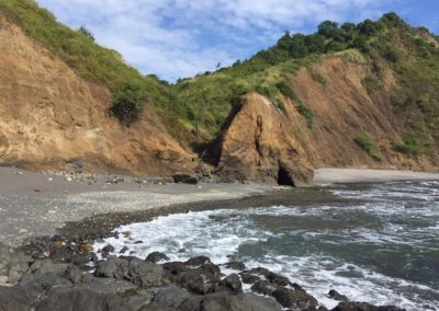 Beach Ayampe north