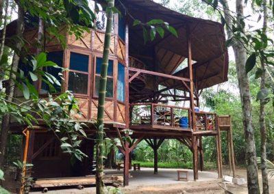 Casa Refugio del Colibri
